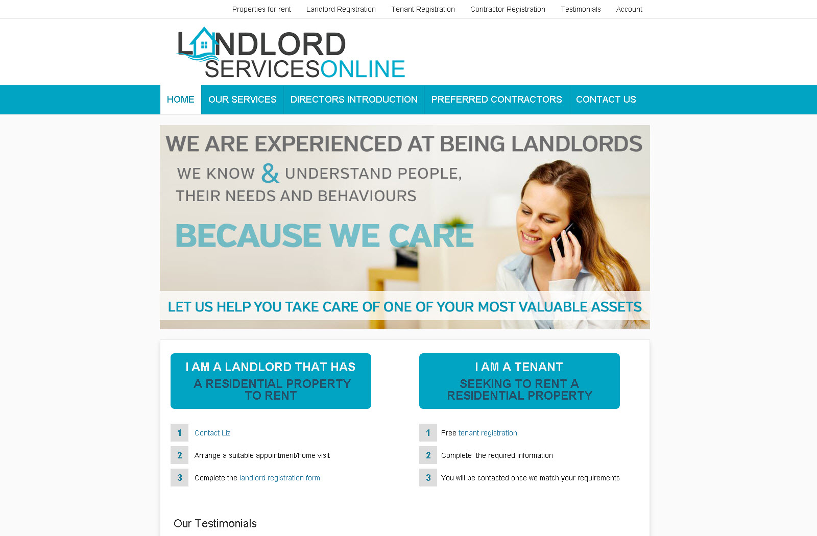 Landlord Services Online