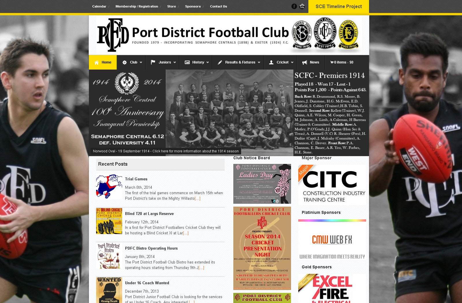 Port Districts Football Club