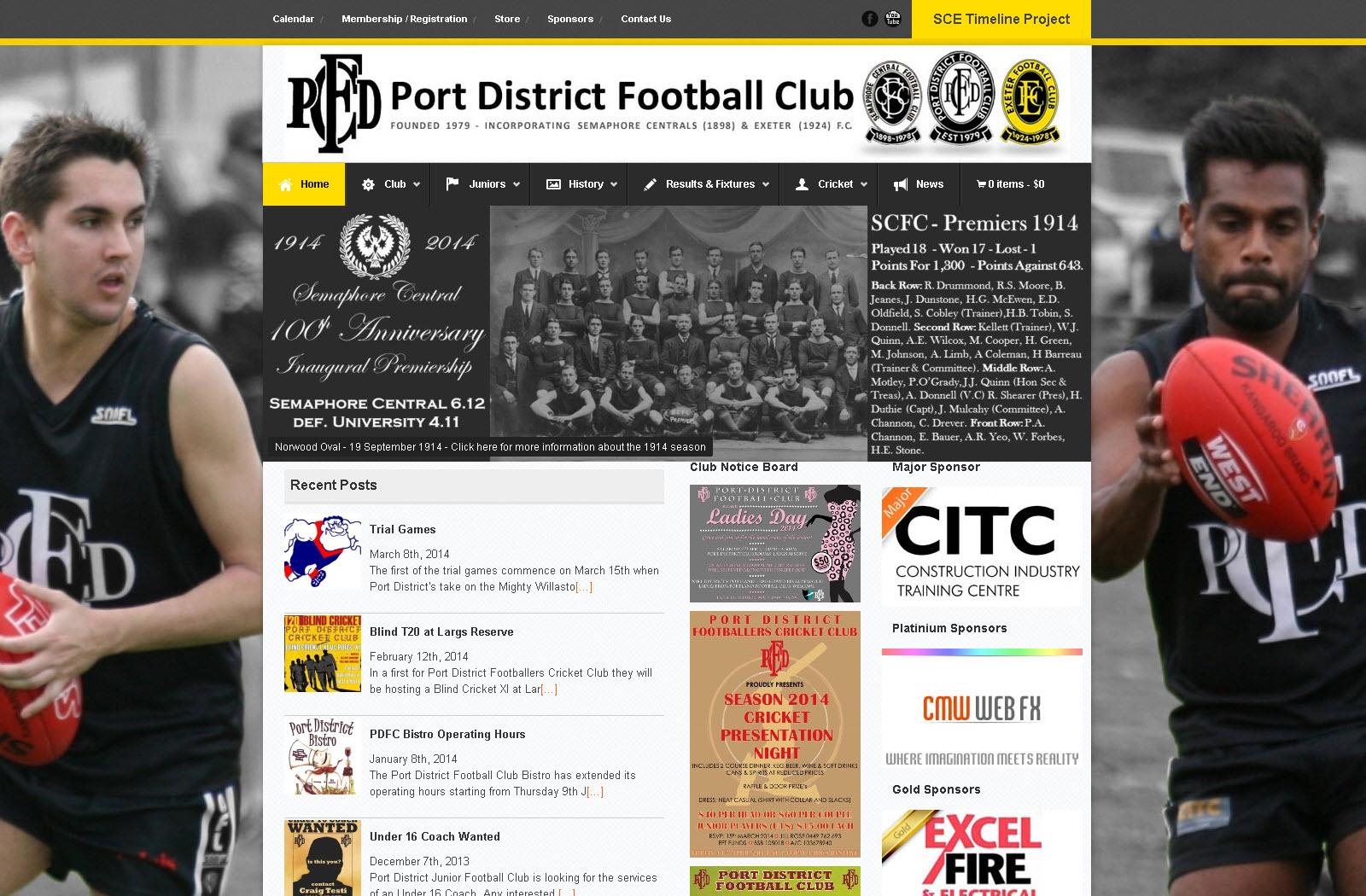 Port Districts Football Club