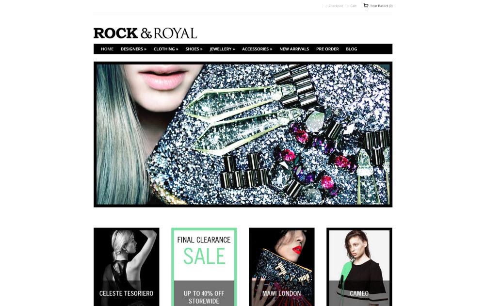 Rock and Royal