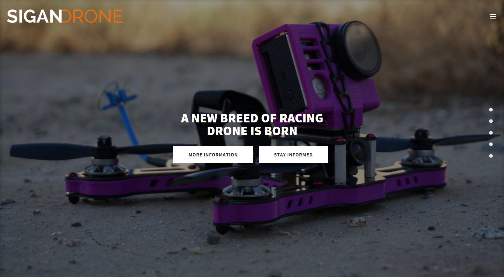 Sigan Drone